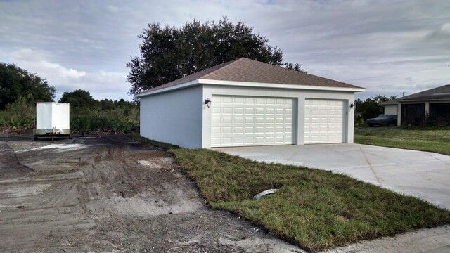 New garage Contractor
